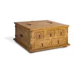 תיבת עץ