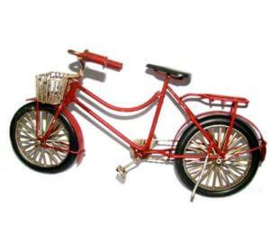 אופניים אדומים