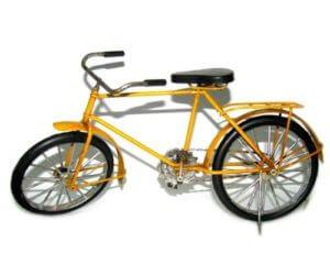 אופניים צהובים
