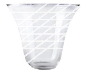 מנורת זכוכית קטנה