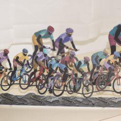 מעמד מעוצב של אופניים